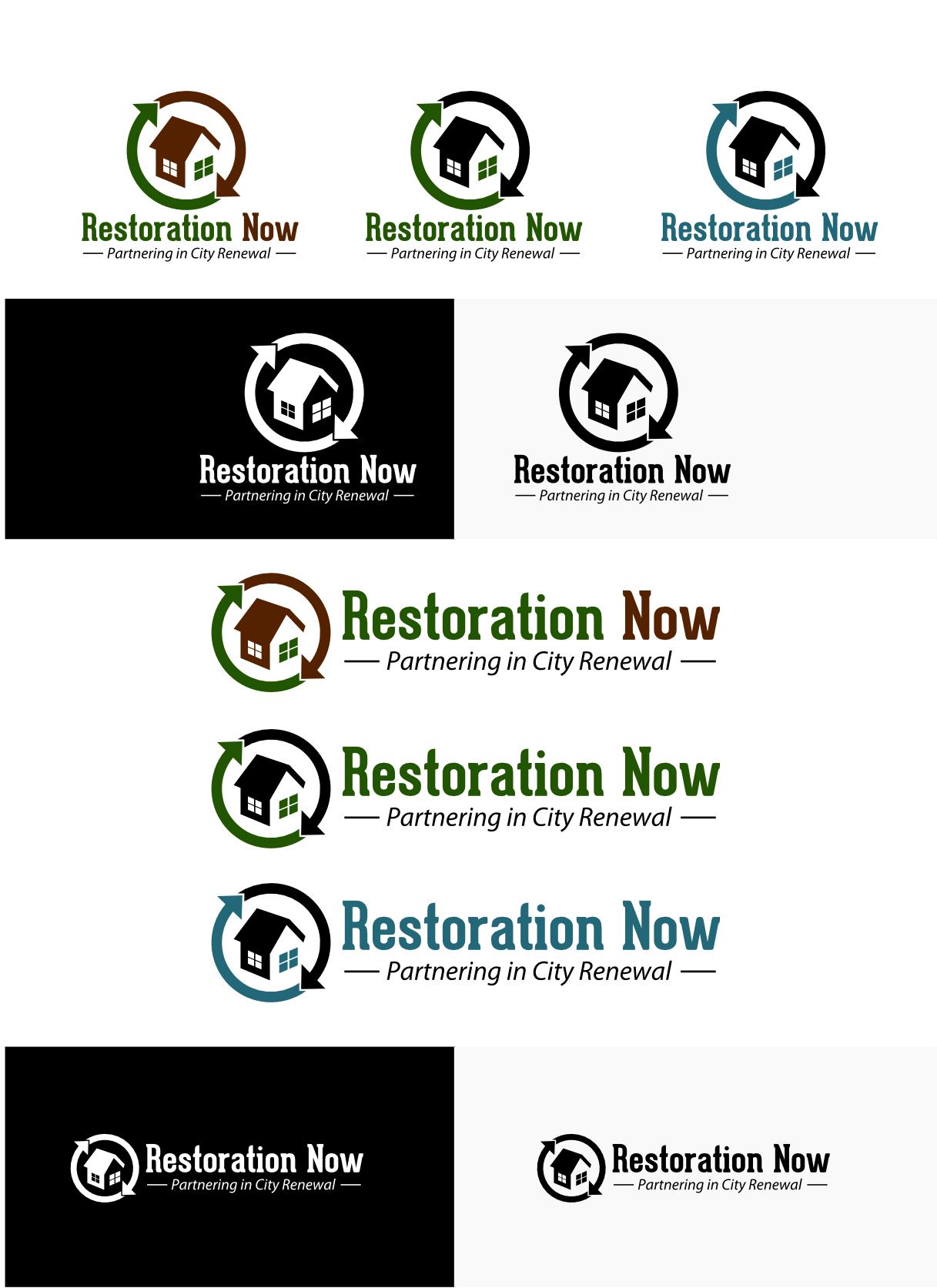 Restoration Now needs a new logo