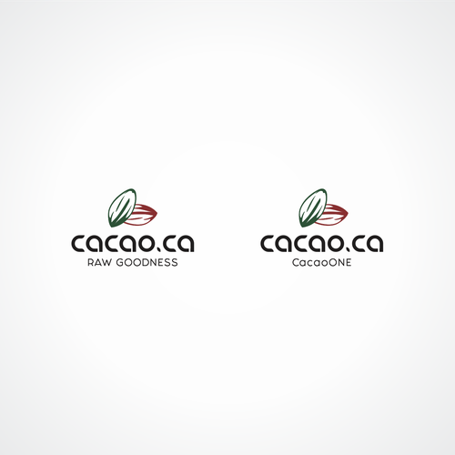"Logo for a new and exciting ""Raw Cacao"" miracle drink start-up!"
