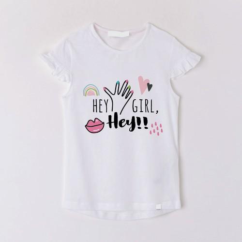 Girl tshirt