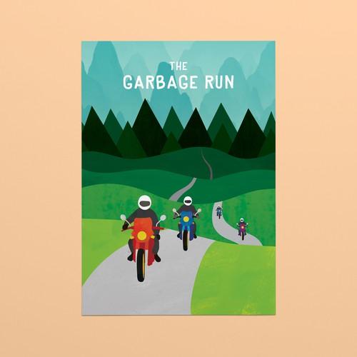The Garbage Run