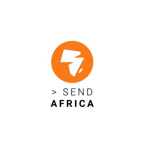 Logo for money-transfer app