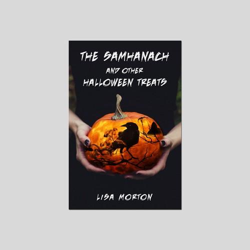 Book Cover concept for Lisa Morton