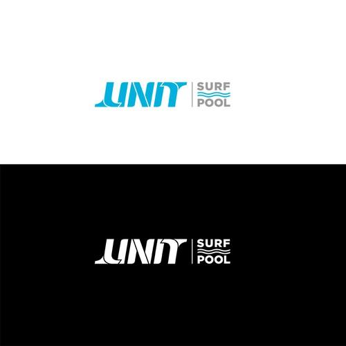 UNIT Surf Pool logo
