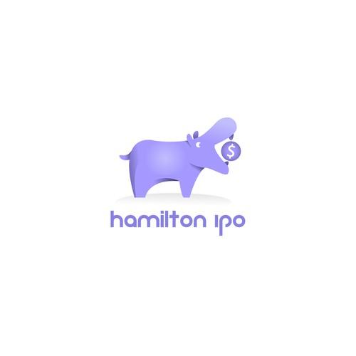 Hamilton Hippo Logo