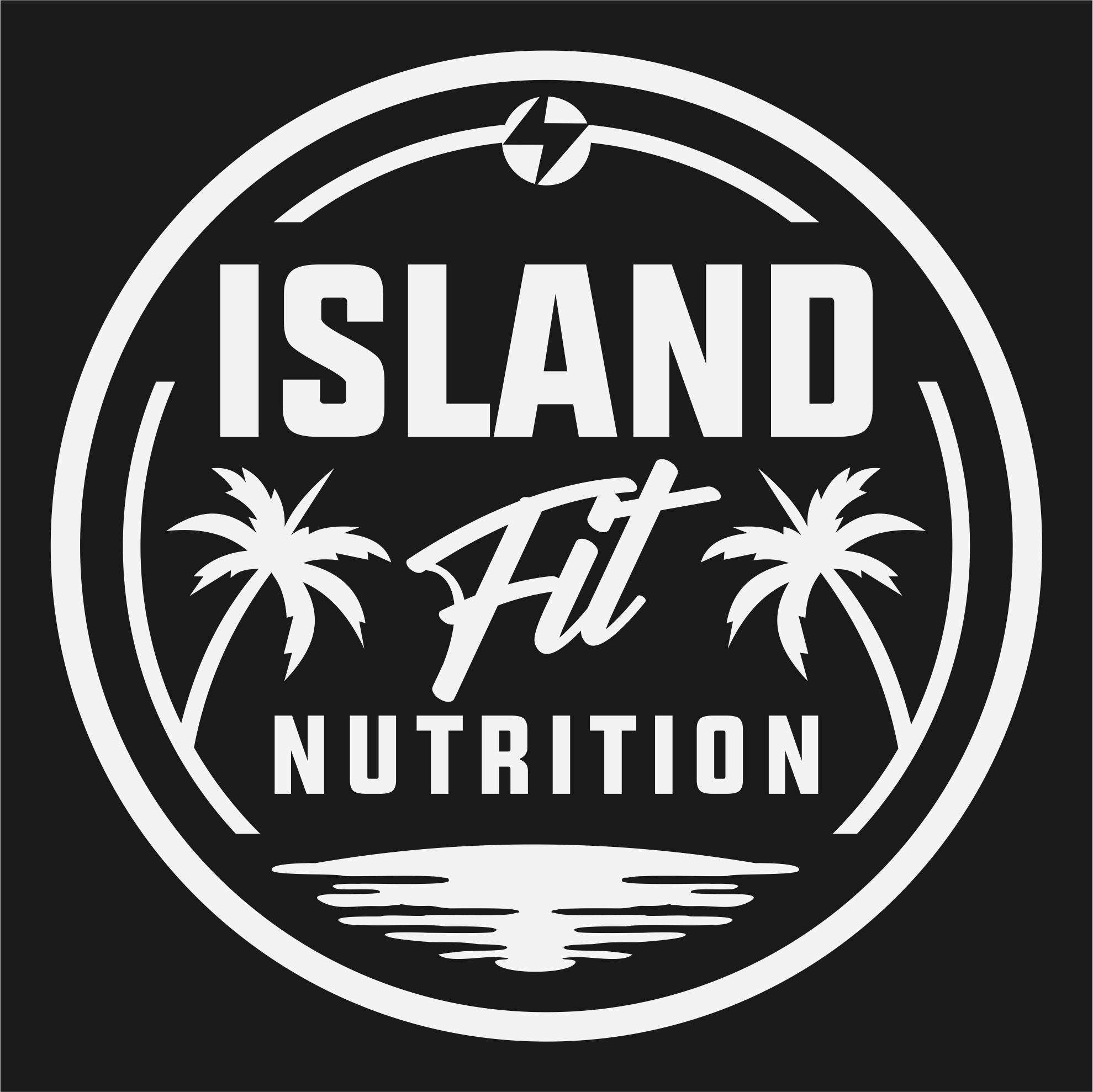 """Island Fit Nutrition """"LOGO"""""""