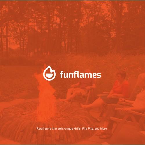 Fun flame