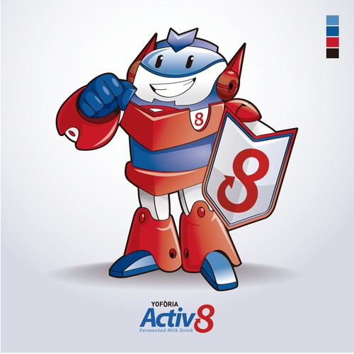Character design - robot