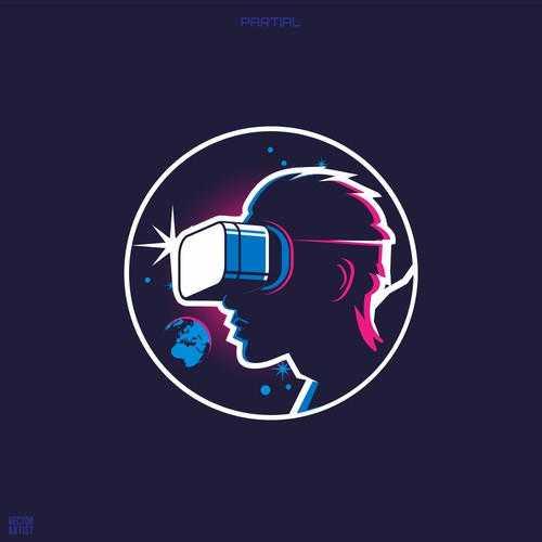 VR Company Logo Idea