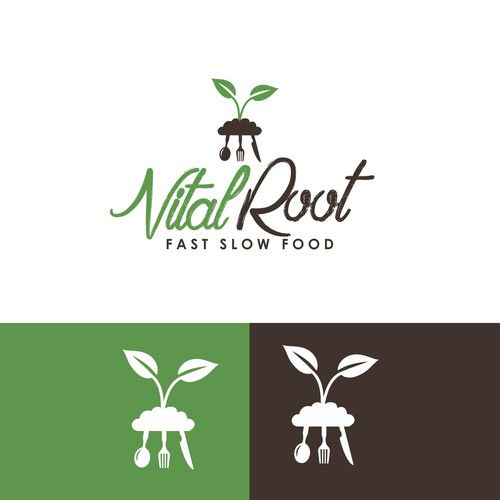 projeto logo - Vital Root