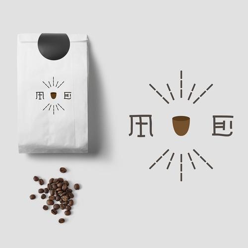 Logo for the coffee shop/espresso bar