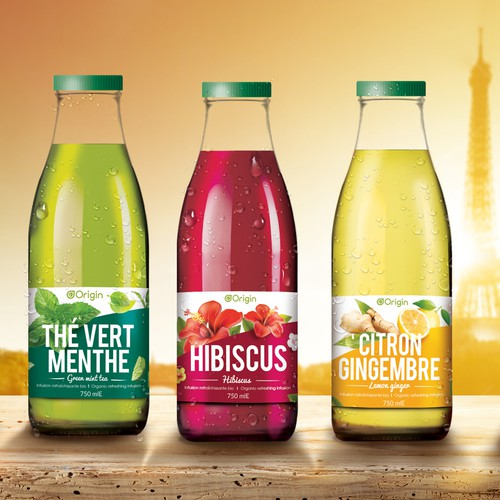 ORIGIN juice - International organic soft drinks brand
