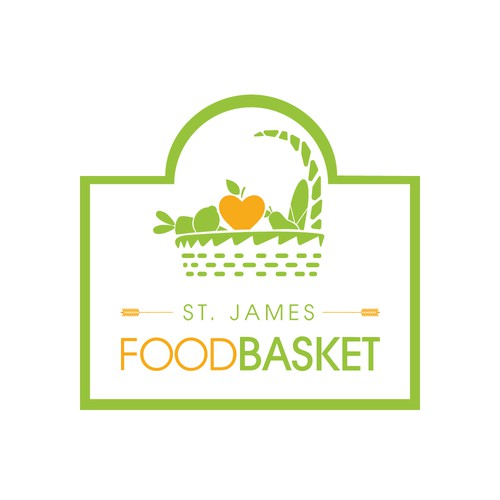 Logo For Non Profit Food Bank