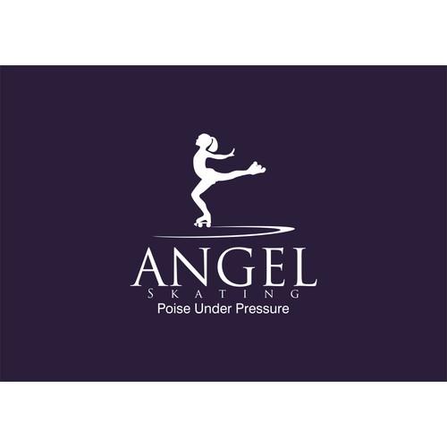 angel skating