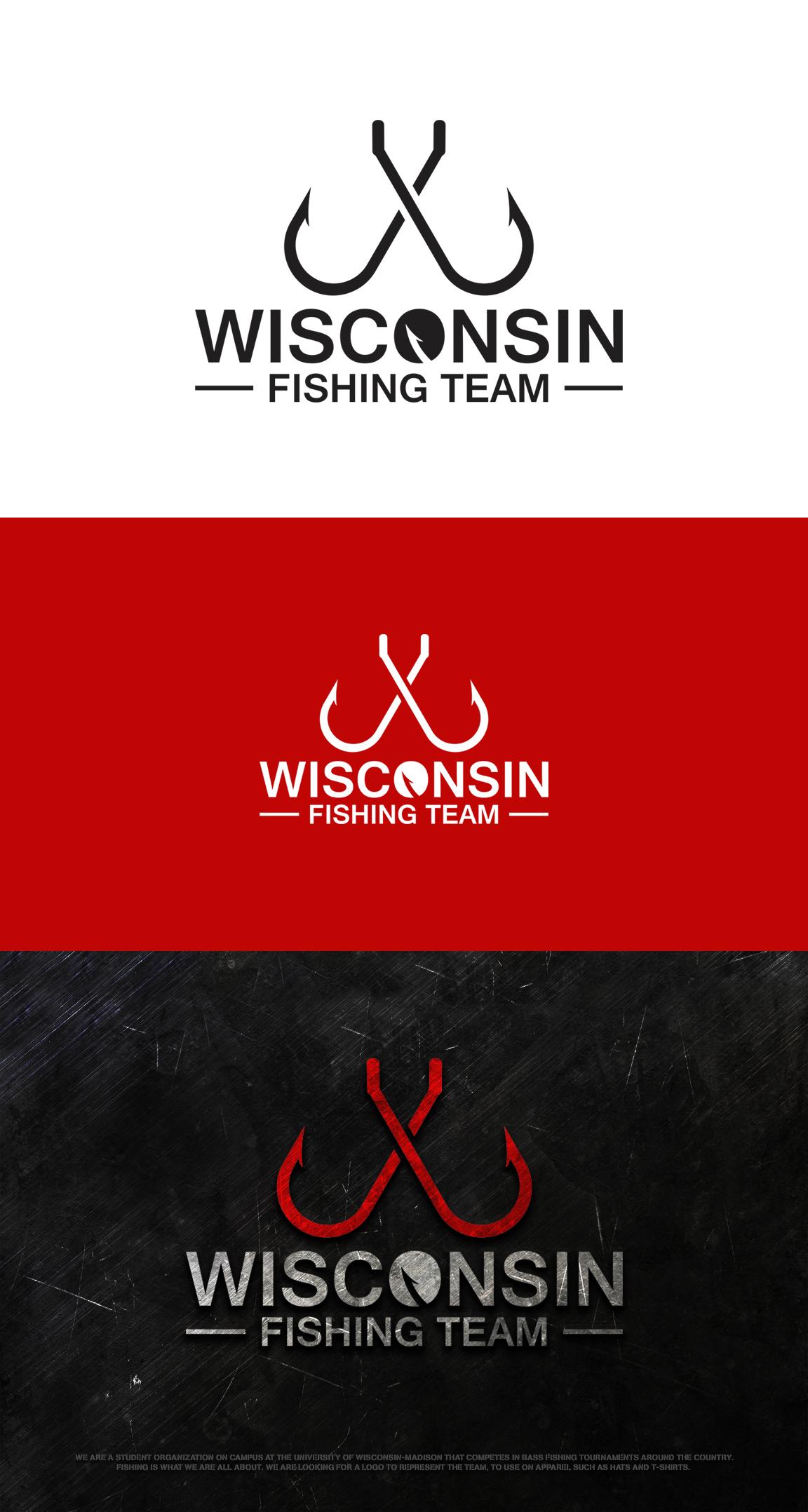 Wisconsin Fishing Team Logo Contest