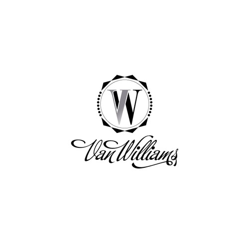 Clean and Simple logo for Van Williams
