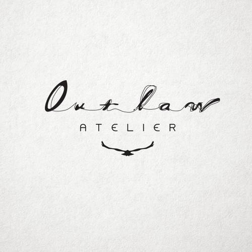 Logodesign for Outlaw Atelier