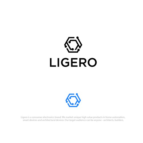 logo design for LIGERO
