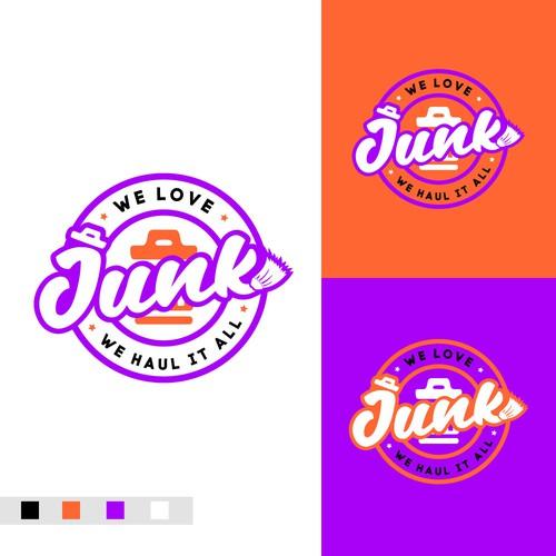 We Love Junk LOGO