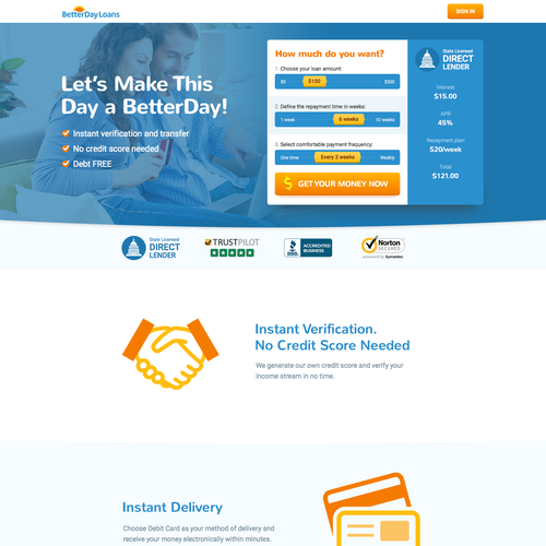 BetterDay Loans