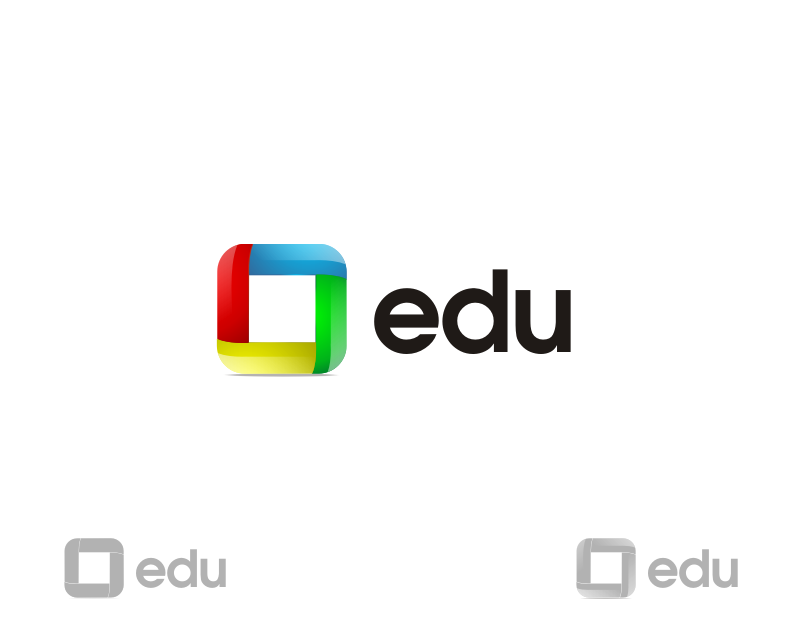 EDU is looking for simple and classic logo