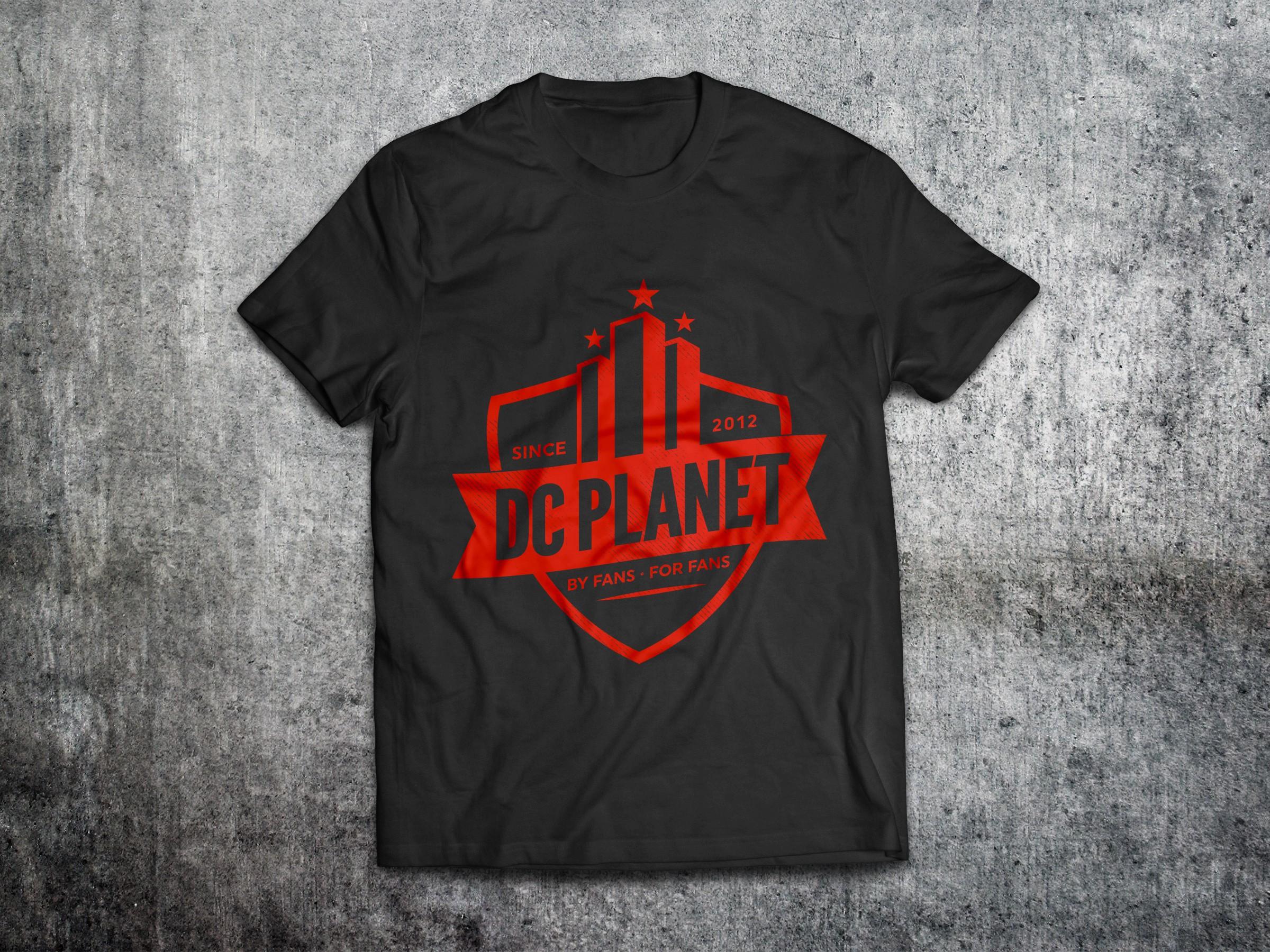 Logo design for DC Planet