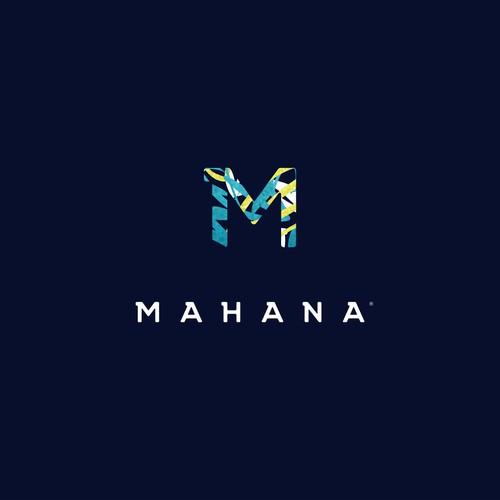Logo design for Mahana