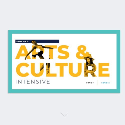 PDF Brochure for a Education Program