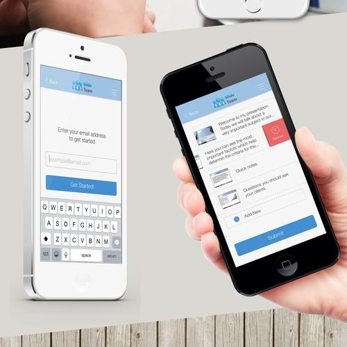 Creative App named Click-A-Deck