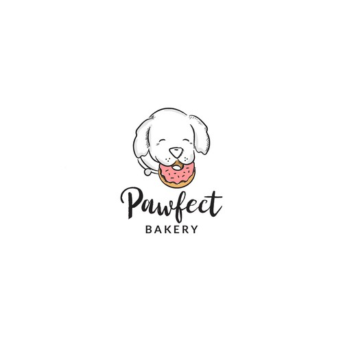 Modern dog bakery specialized  in artisan dog treats and custom cakes