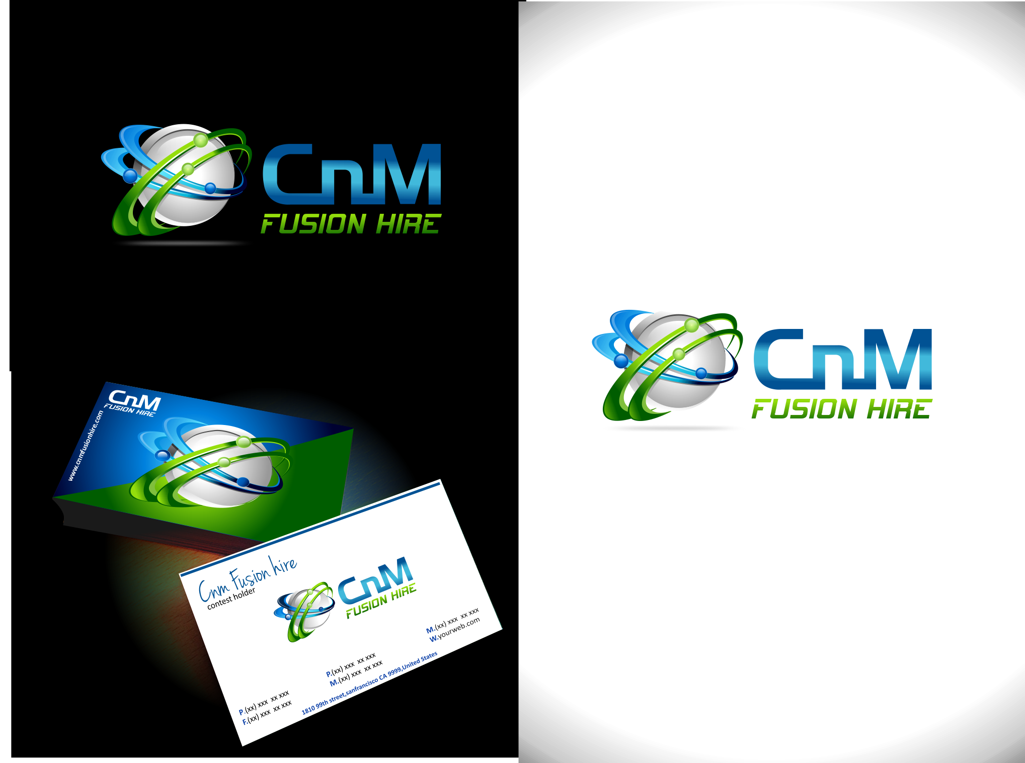 New logo wanted for Cnm Fusion hire