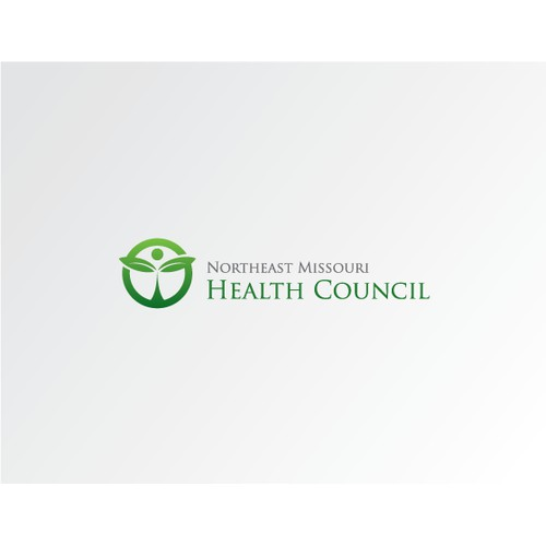 elegance logo concept for Northeast Missouri Health Council