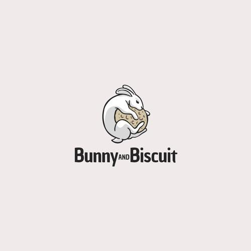 Logo for a pet food company