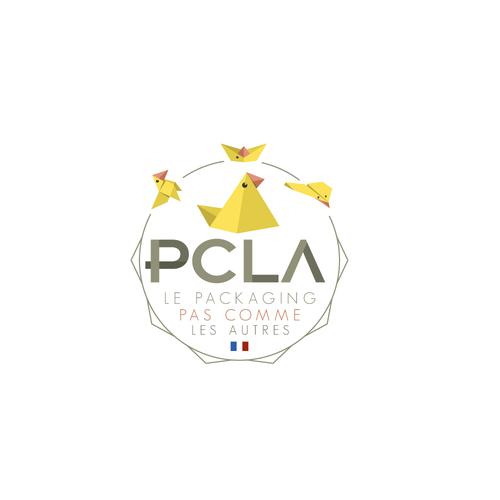 Creation de Logo Pas comme les autres #PCLA