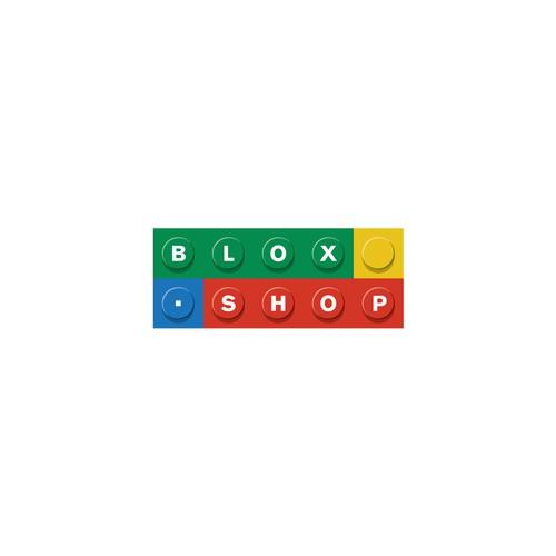 Logo concept for web-based lego alternative