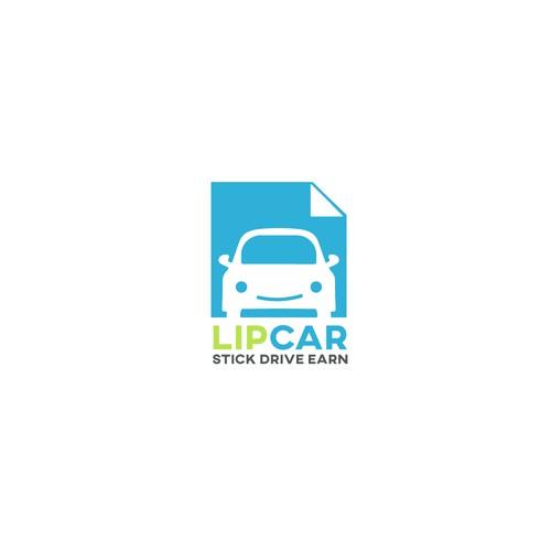 Sticker Logo for Car Decal Company