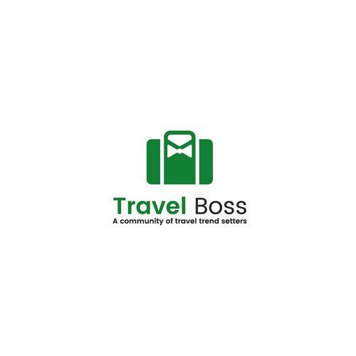Logo for Travel Boss