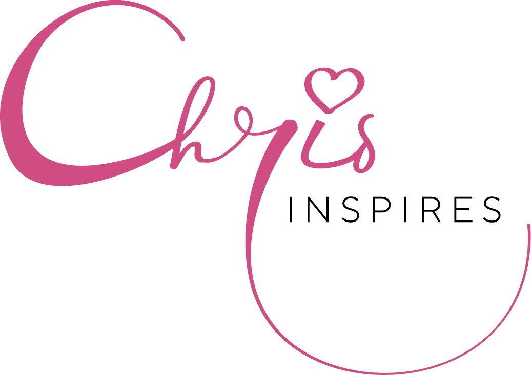 Design a youthful yet professional logo for Chris Inspires public speaking