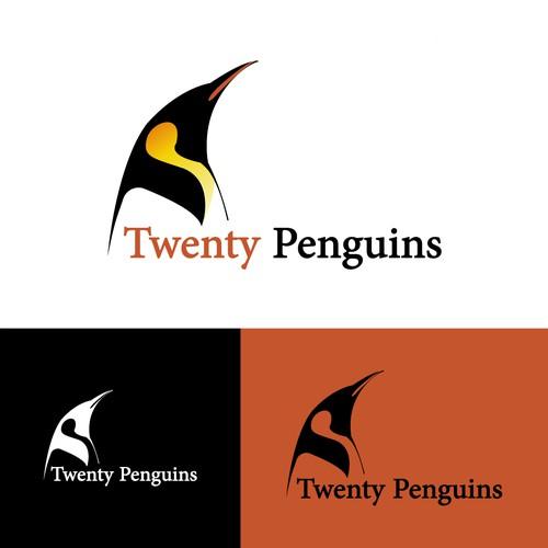 Twenty penguins logo