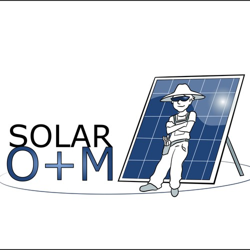 The Proud Solar Installer - Create a mascot that solar workers can look up to