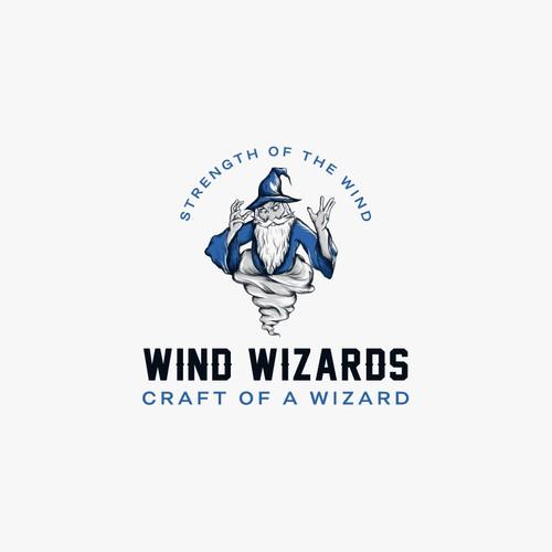 Wind Wizards Logo