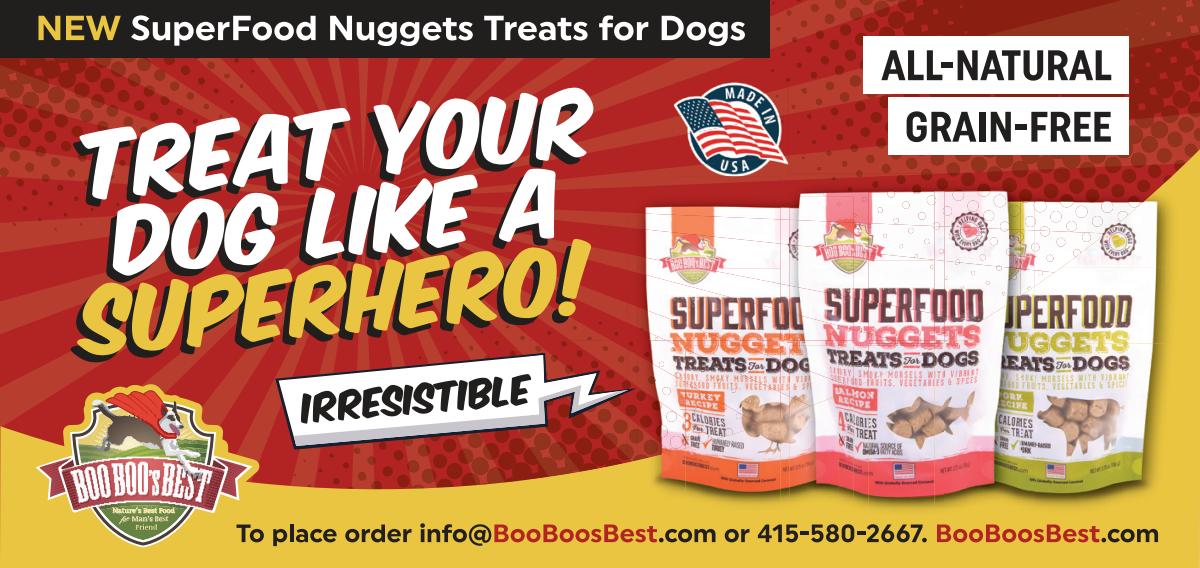 Pet Product News Ad