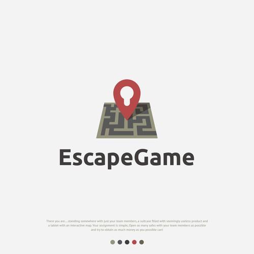 Escape Game Logo