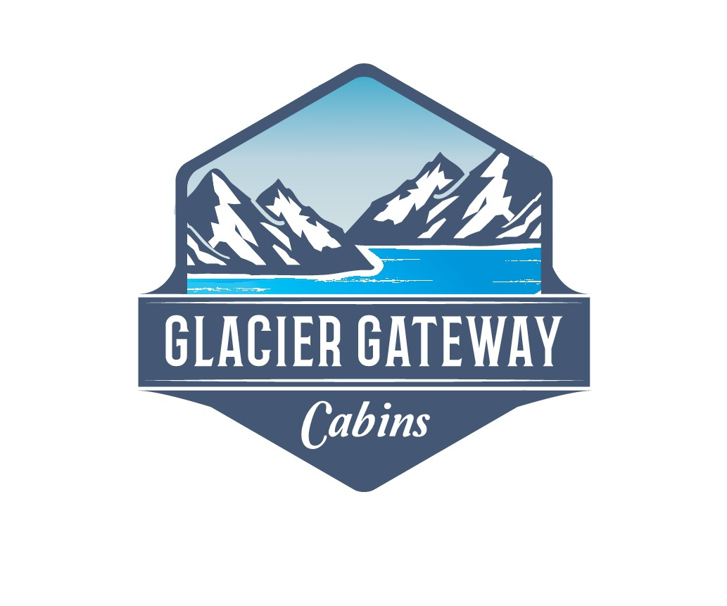 Design an appealing logo for travelers to beautiful Glacier National Park!