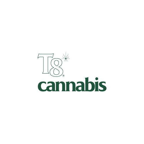 Logo for a cannabis supplier company