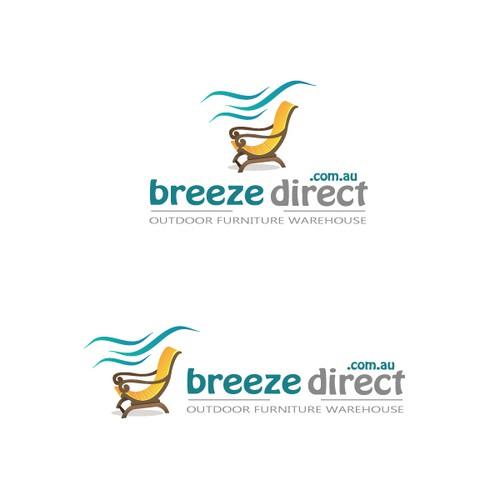 Help breezedirect.com.au with a new Logo Design