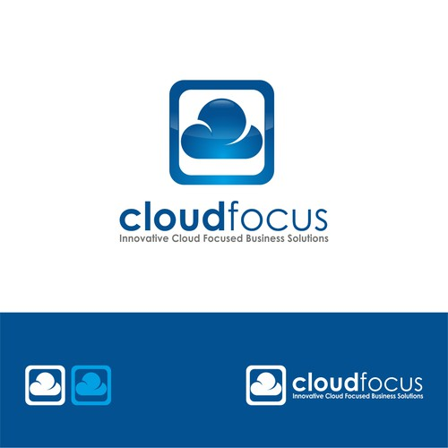 Cloud Focus Logo Contest