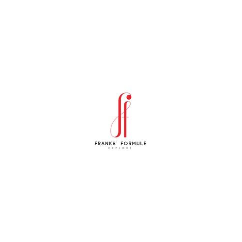 Modern Parfuma Logo Concept