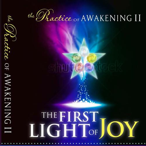 5.5 x 8.5 Paperback Book Cover and 3D design for Spiritual Author