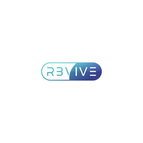 Logo concept for R3VIVE