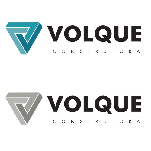 Logo designed for a construction company (July 2016)